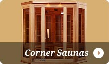 Corner Carbon Infrared Saunas