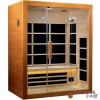 3 Person (AG) Infrared Sauna, Ultra Low EMF