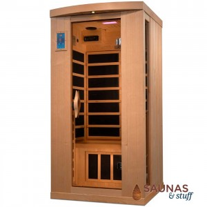 1 Person Ultra-Low-EMF Infrared Sauna