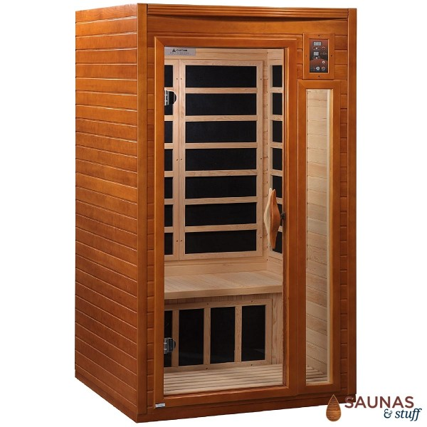 1 Person (B) Infrared Sauna - Carbon Fiber Panels