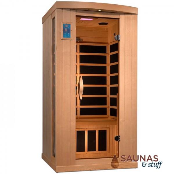 1 Person Ultra-Low-EMF Infrared Sauna