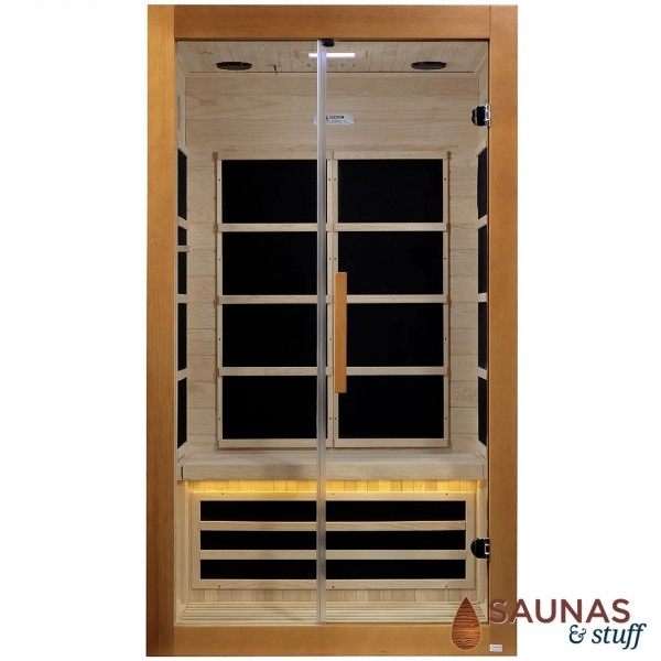 2 Person (AG) Ultra Low EMF Infrared Sauna
