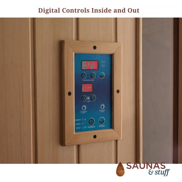 2 Sided Control Panel