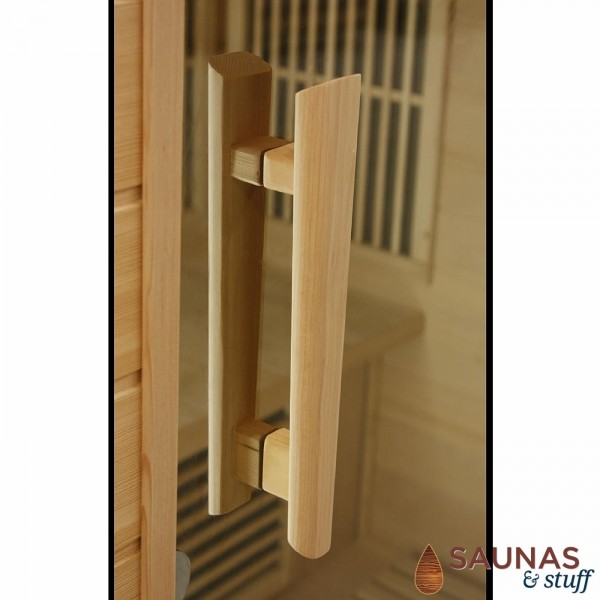 4 Person (MH) Ultra-Low-EMF Carbon Fiber Infrared Sauna