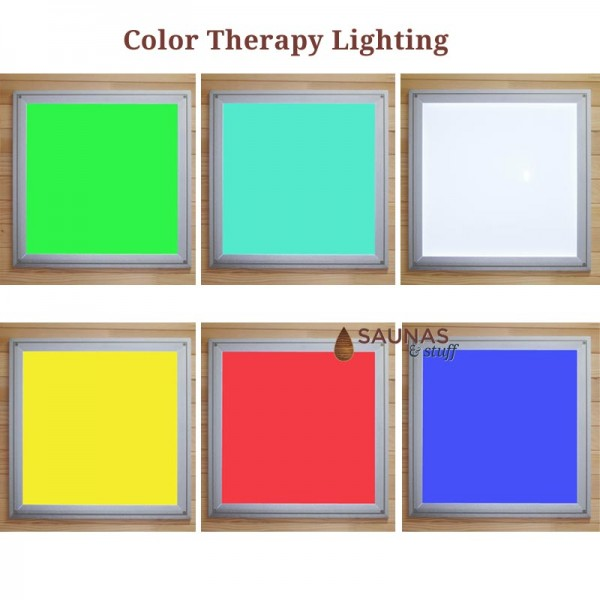 Color Therapy Lighting Included