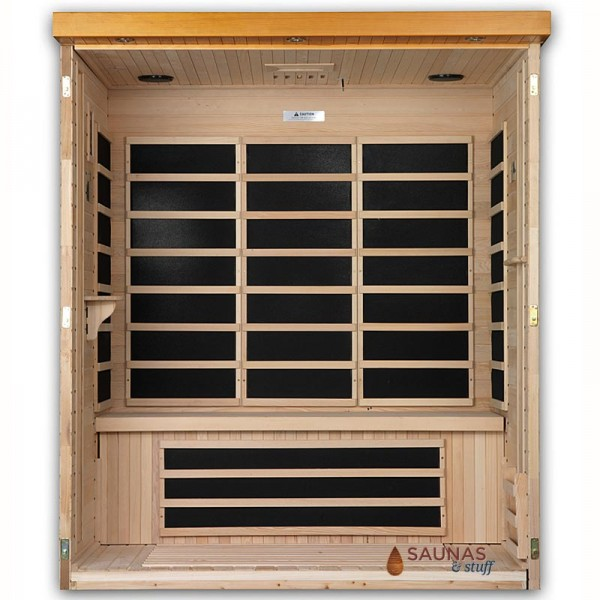 3 Person (B) Carbon Fiber Infrared Sauna