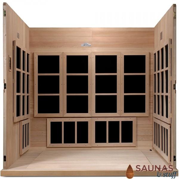 Hot Yoga Carbon Fiber Infrared Sauna